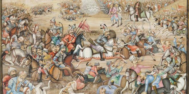 جنگ چالدران