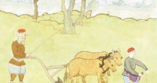 نقاشی کشاورزی