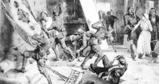 نسلکشی ترکان در یونان